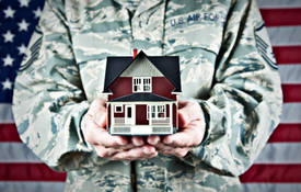 Veteran home buyers