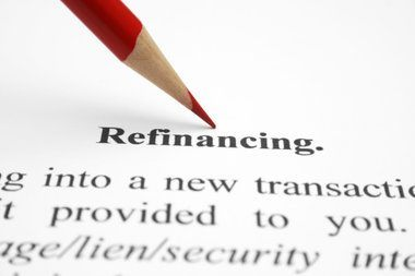how to refinance when you are self employed