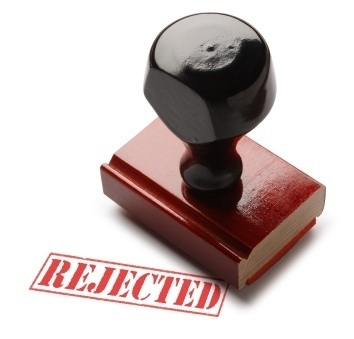 Rejected for a refinance