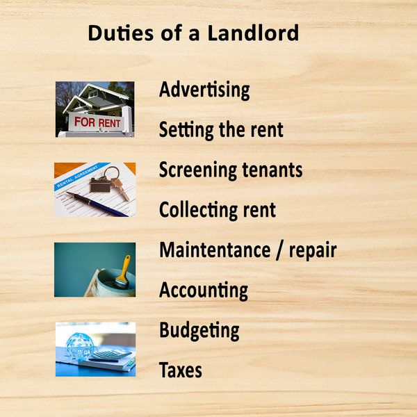 guide to being a landlord
