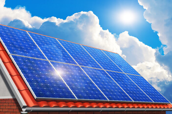 leased solar panels