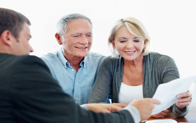 Obtaining a reverse mortgage