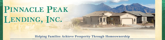 Pinnacle Peak Lending, INC